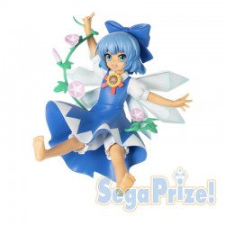 Touhou Project Cirno Sustanned