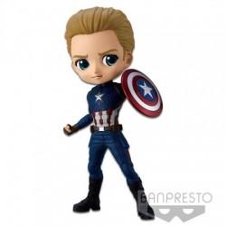 Q-Posket Marvel Captain America Ver.B