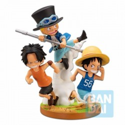 Ichibansho One Piece The Bonds Of Brothers