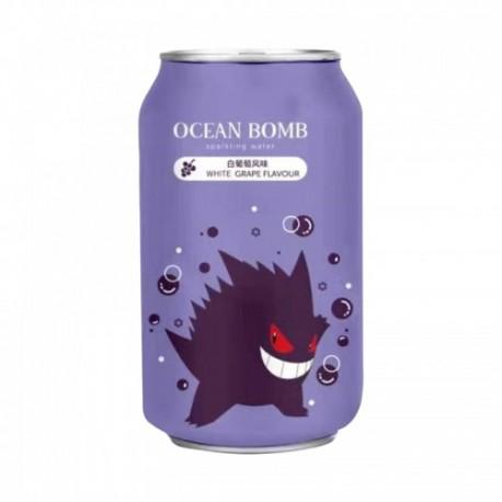 Canette Pokémon Ectoplasma Raisin