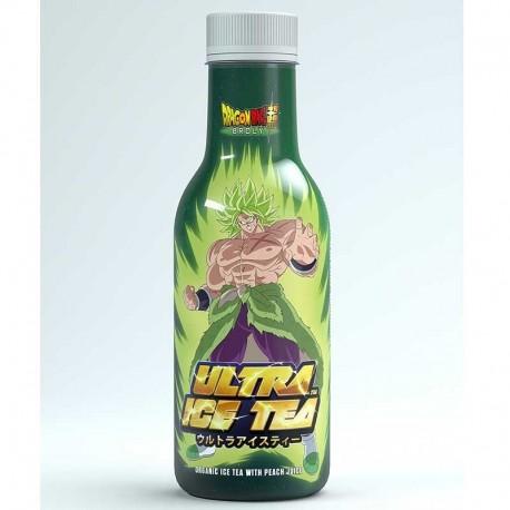 DBZ Ultra Ice Tea Pêche Broly 50cL