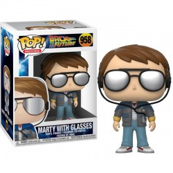 POP! Marty with glasses