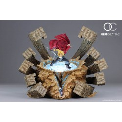 Oniri Création Edward Elric a Fierce Counter Attack