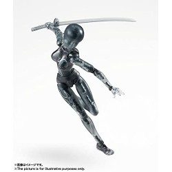 Figuarts Tamashii Body Chan