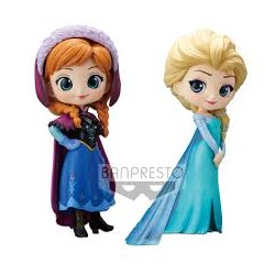 Q-Posket Disney Anna & Elsa