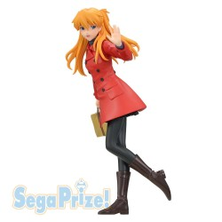 Evangelion Asuka Winter Ver
