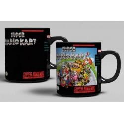 Mug Mario Kart Heat Change 320 ml