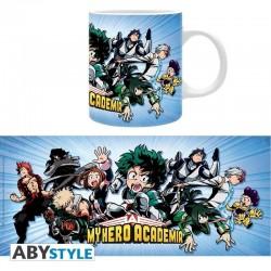 Mug My Hero Academia Heroes 320 ml
