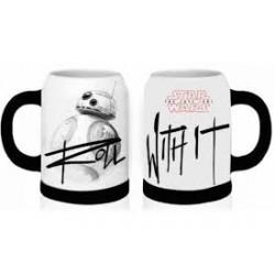 Mug Star Wars Bb8 With It Stein 550 ml