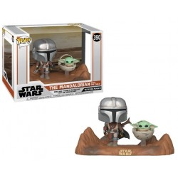 Pop! Mandalorian And The Child
