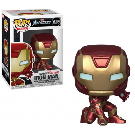 Pop! Marvel Stark Tech Suit