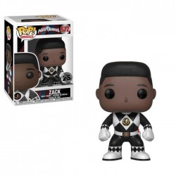 Pop! Power Ranger Zack