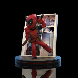 Q-Fig Deadpool 4D