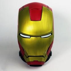 Tirelire Iron Man Head
