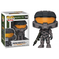 Funko Pop ! Halo Infinite Spartan Mark VII Vakara 78 Commando Rifle