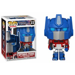 Funko Pop ! Transformers : Optimus Prime