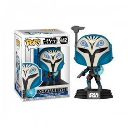 Funko Pop ! Star Wars Clone Wars : Bo-Katan Kryze