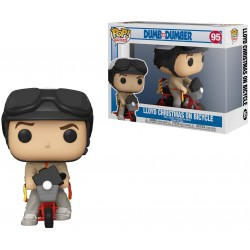 Funko Pop ! Movies: Dumb and Dumber: Lloyd with Bicycle
