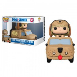 Funko Pop ! Movies: Dumb and Dumber - Harry with Mutt Cutts Van