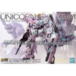 MGEX 1/100 Unicorn Gundma Vers. KA