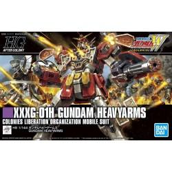HGAC 1/144 XXXG-01H Heavyarms