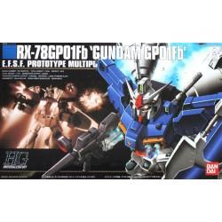 HGUC RX78 GP01FB Gundam