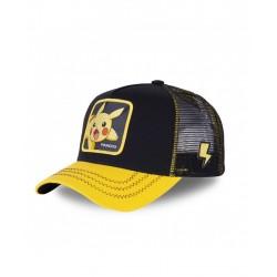 Casquette Pokémon Pikachu Capslab