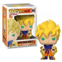 Funko Pop! Dragon Ball Z - Super Saiyan Son Goku First Appearance