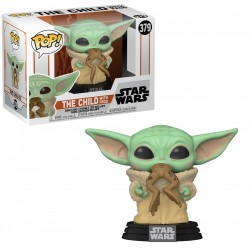Funko Pop! The Mandalorian : The Child With Frog