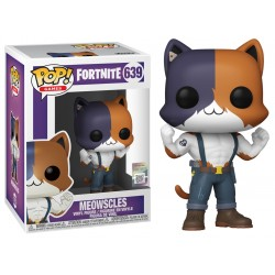 Funko Pop! Fortnite : Meowscles