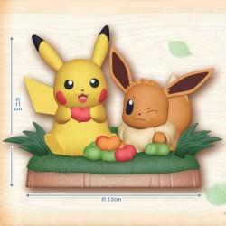 Pokemon Pikachu & Evoli
