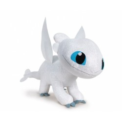 Peluche Furie Eclaire Dragon