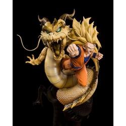 Figuart Zero Super Saiyan 3 Son Goku Dragon