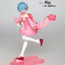 Rem Precius Figure Sakura Ver.
