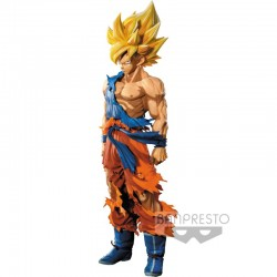 Dragon Ball Z Super Master Stars Piece - Son Goku Manga Dimensions