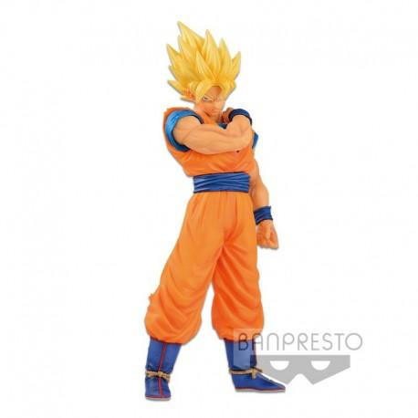 Dragon Ball Z Resolution Of Soldiers - Son Goku SSJ
