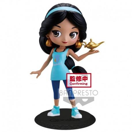 Q-Posket Disney - Jasmine Avatar Style