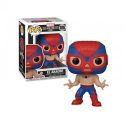 Funko POP! Marvel Lucha Libre - Spiderman