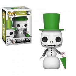 Funko POP! NIghmare Before Christmas - Snow Man Jack