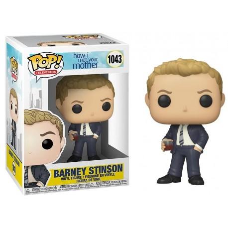 Funko POP! TV: How I Met Your Mother - Barney In Suit