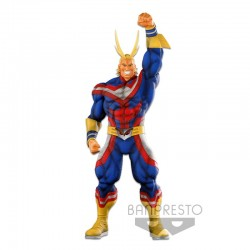 Figurin Super Master Star Piece All Might The Brushe