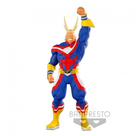 Figurine Super Master Piece All Might the Anime