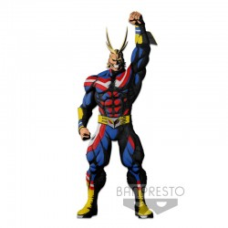 Super Master Star Piece All Might Two Dimensions