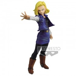 Dragon Ball Z Match Maker Android 18