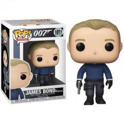 Funko Pop! No Time To Die James Bond