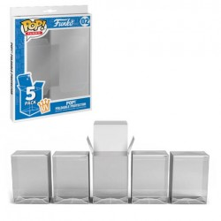 Funko Pop! Protector 5 Pack