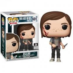 Funko Pop! The Last Of Us Ii Ellie