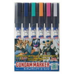 Gundam Marker Ams-125 Metallic