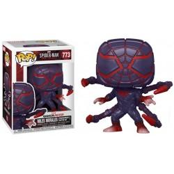 Funko POP! Spiderman - Miles Morales Programmable Matter Suit