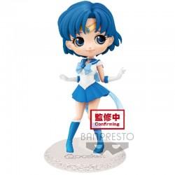 Q Posket Sailor Moon Eternal - Super Sailor Mercury Ver.A